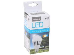 Lampadina LED Sferica Omega E27 7W 530 lm  K Luce Calda