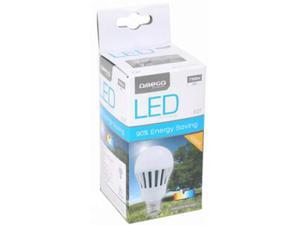Lampadina LED Sferica Omega E27 9W 730 lm  K Luce