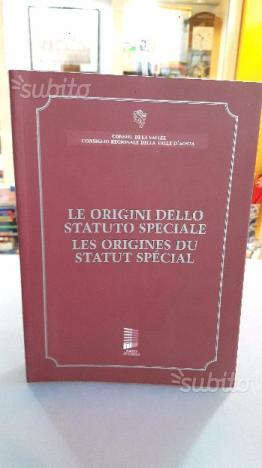 Le origini dello statuto speciale Valle d'Aosta