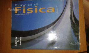 Libro universitario di fisica