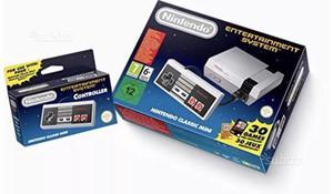 Nintendo NES + secondo controller - Usata 1 volta