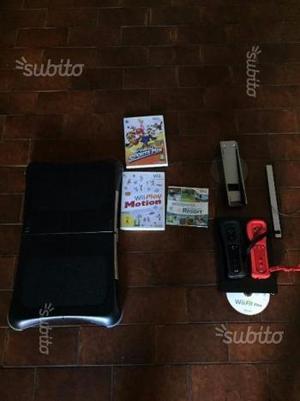 Nintendo wii+ balance board