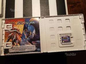 Pokemon Luna Nintendo 3DS