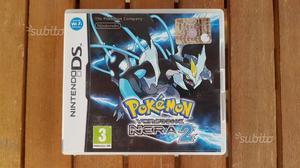 Pokemon nera2 per nintendo ss e 3ds xl e 2ds