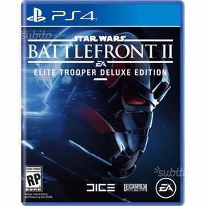 Star Wars Battlefront 2 Deluxe Edition