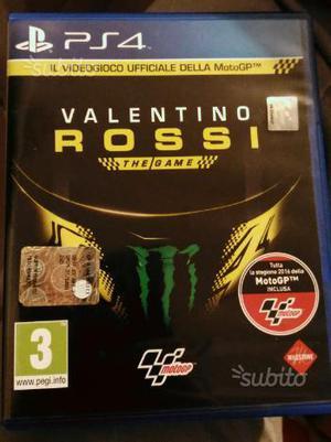Valentino Rossi VR46 per PlayStation 4