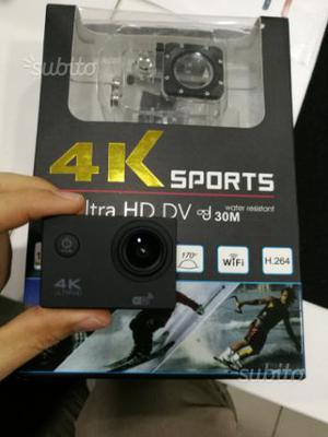 Action cam ultra hd 4k