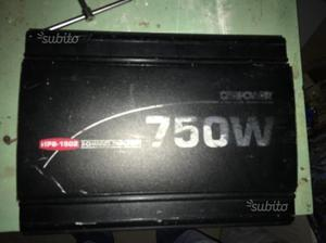 Amplificatore carpower 2 canali