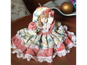 Bambole in porcellana anni 50