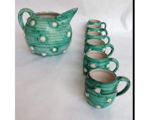 Brocca di ceramica anni'50.