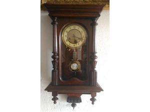 Orologio a pendolo da muro tedesco hac primi 900