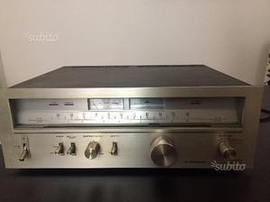 Radio tuner piastra cassette deck stereo