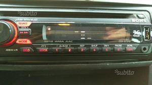 Sony CDX-GT 31 U Autoradio 180 W