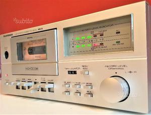 Stereo hifi vintage piastra rara