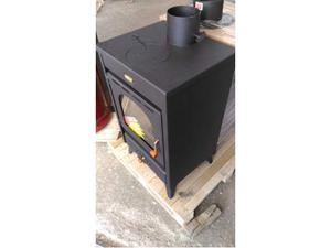 Stufa a legna carbone de longhi posot class for Cucinare per 50