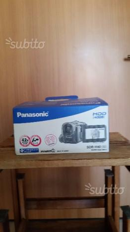 Vendita telecamera digitale con accessori original
