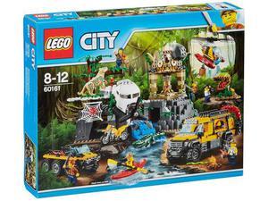 LEGO City Jungle Explorers Sito di esplorazione nella