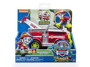 Paw Patrol  - Jungle Rescue camioncino di Marshall