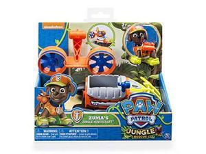 Paw Patrol  - Zuma Jungle Rescue Hovercraft con