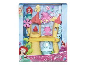 Principesse Disney - Small Doll - Playset Castello Di Ariel
