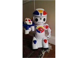 Robot EMILIO telecomandato
