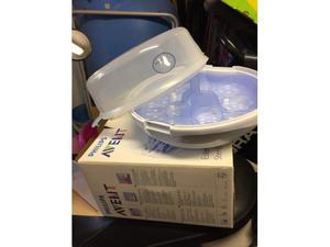 Sterilizzatore a Vapore Avent per Microonde