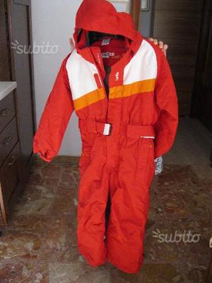 Tuta da sci per bambino
