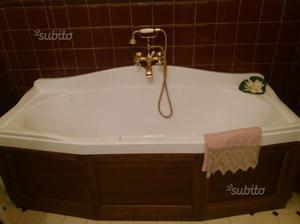 Vasca Da Bagno Montaggio : Contemporanea vasca rubinetto cascata montaggio posot class