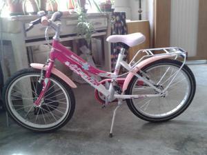 Vendo bicicletta bimba ATALA SKATE GIRL 20 POLL.