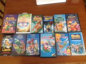 Cartoni animati in videocassetta