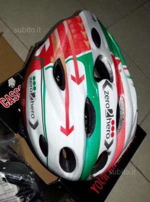 Casco x bicicletta nuovo