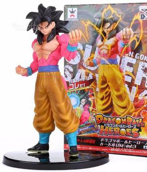Figures Goku Super Sayan 4 Livello Nuova & Rara