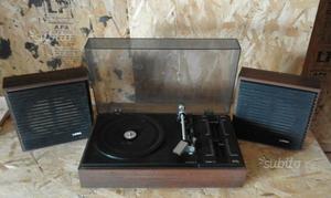 Giradischi stereo lesa sc
