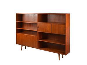 Credenza Danese Anni 50 : Divano sofa design danese legno teak anni 50 posot class