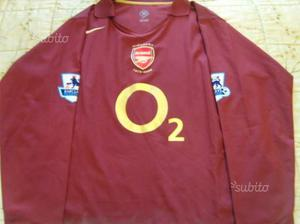 Maglia Arsenal, #14 Henry, Premiership, preparata
