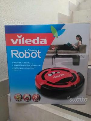 Robot aspirapolvere vileda cleaning