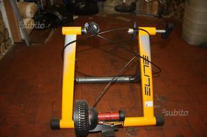 Rullo per bici corsa elite