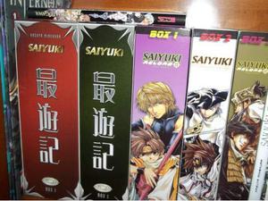 Saiyuki - intera collezione
