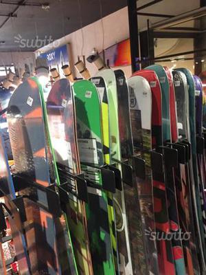 Tavole Snowboard e Attacchi Snowboard