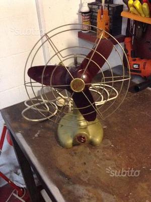 Ventilatore di Design anni 50