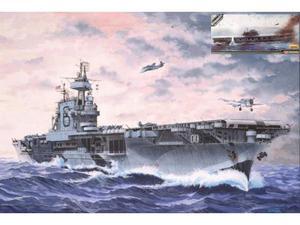Accademy ACD USS ENTERPRISE CV-6 KIT  Modellino