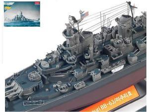 Accademy ACD USS MISSOURI KIT  Modellino