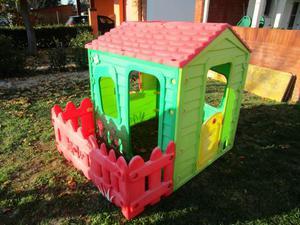 Casa da giardino per bambini usata sped posot class for Casetta giardino bambini usata