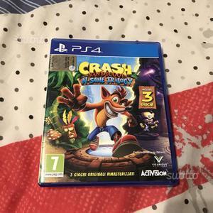 Crash Bandicoot n Sane trilogy PS4 perfetto