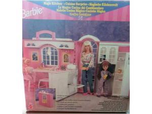 Cucina di barbie con accessori | Posot Class
