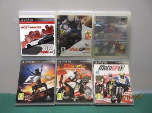 LOTTO 6 giochi PS3