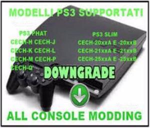 PS3 Slim e Fat da