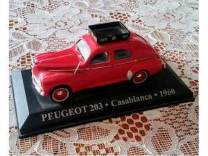 Peugeot 203 taxi Casablanca  con basetta