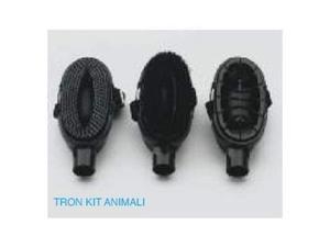 Accessori aspirapolvere kit tron per animali completo di 3