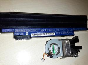 BATTERIA DISSIPATORE PER Notebook Emachines 10.1